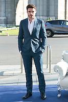 Richard Madden attend the Cinderella Movie Presentation at Puerta de Alcala, Madrid,  Spain. March 16, 2015.(ALTERPHOTOS/)Carlos Dafonte) /NORTEphoto.com
