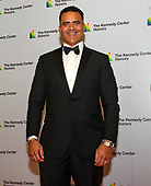"Christopher Jackson who was nominated for a Tony for his portrayal of George ,Washington in the Broadway musical ""Hamilton,"" arrives for the formal Artist's Dinner honoring the recipients of the 42nd Annual Kennedy Center Honors at the United States Department of State in Washington, D.C. on Saturday, December 7, 2019. The 2019 honorees are: Earth, Wind & Fire, Sally Field, Linda Ronstadt, Sesame Street, and Michael Tilson Thomas.<br /> Credit: Ron Sachs / Pool via CNP"
