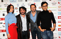 Giornate Professionali del Cinema 2014                               attends at the professional days of cinema in Sorrento december 01 , 2014