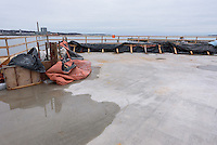 Boathouse at Canal Dock Phase II   State Project #92-570/92-674 Construction Progress Photo Documentation No. 07 on 20 January 2017. Image No. 01
