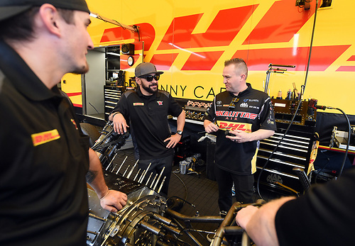 Richie Crampton, Kalitta Air/DHL, Top Fuel Dragster
