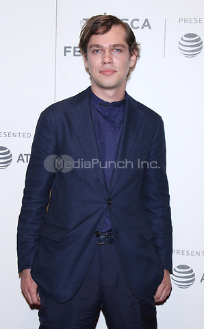 NEW YORK, NY April 26, 2017 Ellar Coltrane attend 2017 Tribeca Film Festival World premiere of The Circle  at BMCC Tribeca Performing Arts Center in New York April 26,  2017. Credit:RW/MediaPunch