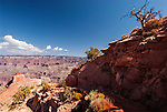 Switch-back on South Kaibab Trail