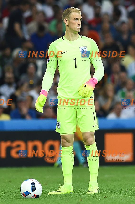 Joe Hart England<br /> Marseille 11-06-2016 Stade Velodrome Footballl Euro2016 England - Russia  / Inghilterra - Russia Group Stage Group B. Foto Massimo Insabato / Insidefoto