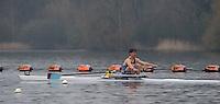 Caversham. Berkshire. UK<br /> Cameron HARRISON<br /> 2016 GBRowing U23 Trials at the GBRowing Training base near Reading, Berkshire.<br /> <br /> Monday  11/04/2016 <br /> <br /> [Mandatory Credit; Peter SPURRIER/Intersport-images]