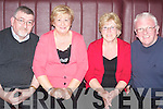 Tenors: Enjoying the night at the Three Tenors in concert in the Killarney INEC on Saturday were Stephen and Kate Spillane of Tarbert and Noreen and Pat OâMahony of Listowel..