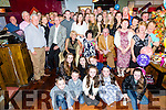 Theresa Lehane, Connolly Park Tralee celebrates her 70th Birthday with family and friends at Gally's on Saturday