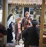 "Кадр из фильма ""Гикор"" (1982), Армения; Режиссер: Сергей Исраелян; В ролях: Альберт Гулинян, Армен Джигарханян. / Filmstill ""Gikor"" (1982), Armenia; Director: Sergei Israelian; Stars: Albert Ghulinian, Armen Dzhigarkhanyan."