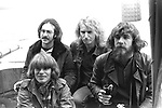Creedence Clearwater Revival  1970 John Fogerty, Stu Cook, Tom Fogerty and Doug Clifford