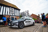 Picture by Alex Whitehead/SWpix.com - 13/05/2018 - British Cycling - HSBC UK National Women's Road Series - Lincoln Grand Prix - Brother, car, branding, neutral service, vehicle.