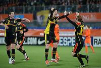 2014.02.12 Netherlands - Belgium