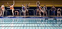 Team Nederland Warm Up <br /> Firenze 19-11-2019 Piscina Nannini <br /> water polo Women's World League <br /> Italy ITA - Nederland NED <br /> Photo Andrea Staccioli/Deepbluemedia/Insidefoto