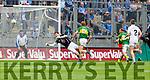 Darren O'Sullivan, scores Kerry's Seventh goal in the All Ireland Quarter Final at Croke Park on Sunday.