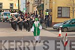 the Milltown St Patricks Day parade on Monday
