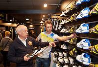12-02-13, Tennis, Rotterdam, ABNAMROWTT,Tennis Plaza