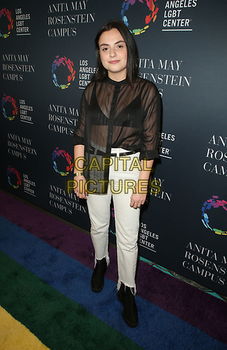 LOS ANGELES, CA -APRIL 7: Amy Ordman, at Grand Opening Of The Los Angeles LGBT Center's Anita May Rosenstein Campus at Anita May Rosenstein Campus in Los Angeles, California on April 7, 2019.<br /> CAP/MPIFS<br /> ©MPIFS/Capital Pictures