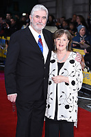 John Alderton and Pauline Collins<br /> arrives for the premiere of &quot;The Time of Their Lives&quot; at the Curzon Mayfair, London.<br /> <br /> <br /> &copy;Ash Knotek  D3239  08/03/2017