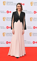 Suranne Jones at the British Academy (BAFTA) Television Awards 2019, Royal Festival Hall, Southbank Centre, Belvedere Road, London, England, UK, on Sunday 12th May 2019.<br /> CAP/CAN<br /> &copy;CAN/Capital Pictures