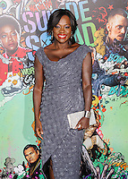 "01 August 2016 - New York, New York - Viola Davis. ""Suicide Squad"" World Premiere. Photo Credit: Mario Santoro/AdMedia"