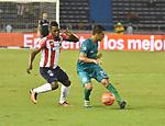 Atlético Junior venció como local 2-1 a Cortuluá. Fecha 11 Liga Águila I-2017.