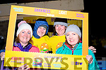 Glenbeigh's Darkness into Light walk<br /> L-R Marian Casey, Lisa Daly, Cartiona Daly & Sheila Page.