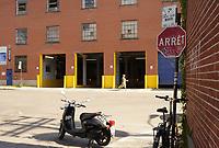 Le quartier Mile-ex sur Montreal, Canada.<br /> <br /> <br /> Photo : Pierre Roussel - Agence Quebec Presse