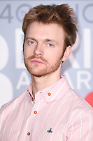 Finneas O'Connell<br /> arriving for the BRIT Awards 2020 at the O2 Arena, London.<br /> <br /> ©Ash Knotek  D3555 18/02/2020