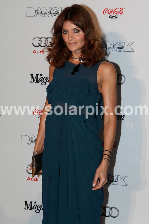**ALL ROUND PICTURES FROM SOLARPIX.COM**.**SYNDICATION RIGHTS FOR UK AND SPAIN ONLY**.Danish Fashion Awards 2010, Copenhagen, Denmark, 12 May 2010.This pic: Helena Christensen.JOB REF: 11253          CPR        DATE: 12_05_2010.**MUST CREDIT SOLARPIX.COM OR DOUBLE FEE WILL BE CHARGED**.**MUST NOTIFY SOLARPIX OF ONLINE USAGE**.**CALL US ON: +34 952 811 768 or LOW RATE FROM UK 0844 617 7637**