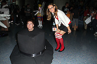 Jessica Kinni and cosplayer<br />