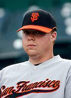 Jason Stoffel - AZL Giants - 2009 Arizona League.Photo by:  Bill Mitchell/Four Seam Images..