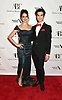Virginia Lensi and Luigi Crispino attend the American Ballet Theatre 2018 Fall Gala on October 17, 2018 at David Koch Theater in Lincoln Center in New York, New York, USA.<br /> <br /> photo by Robin Platzer/Twin Images<br />  <br /> phone number 212-935-0770