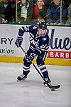 9 February 2019: University of New Hampshire Wildcat Forward Ara Nazarian, a Senior from Boxford, MA, in third period action against the University of Vermont Catamounts at Gutterson Fieldhouse in Burlington, Vermont. The Wildcats fell to the Catamounts 4-1 splitting their 2-game Hockey East weekend series. Mandatory Credit: Ed Wolfstein Photo *** RAW (NEF) Image File Available ***
