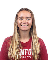 Stanford, CA - September 20, 2019: Michelle Lahrkamp, Athlete and Staff Headshots