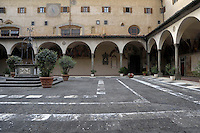 Santissima Annunziata - Chiesa di Santa Maria della Scala.Firenze.Florence...