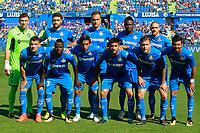 GETAFE CF v VILLARREAL CF. LA LIGA 2017/2018. ROUND 6.