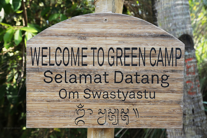 Welcome to Green Camp <br />