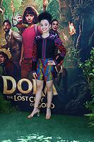 """LOS ANGELES - JUL 28:  Gabrielle Green at the """"Dora and the Lost City of Gold"""" World Premiere at the Regal LA Live on July 28, 2019 in Los Angeles, CA"""