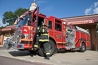 Moorestown Fire department, Hose Company number one, Moorestown, New Jersey