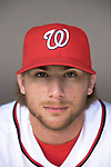 VIERA, FL - FEBRUARY 11:  Pitcher Ross Detwiler of the Washington Nationals Baseball Club poses for a photo at Spacecoast Stadium February 11, 2013 in Viera, Florida (Photo by Donald Miralle for the Washington Nationals Baseball Club)