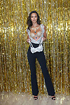 "Victoria's Secret Angel Lais Ribeiro reveals ""The 2017 Champagne Night Fantasy Bra"" designed exclusively for Victoria's Secret by Mouawad, and holds bra from the ""Dream Angels Lingerie"" collection; November 1, 2017."