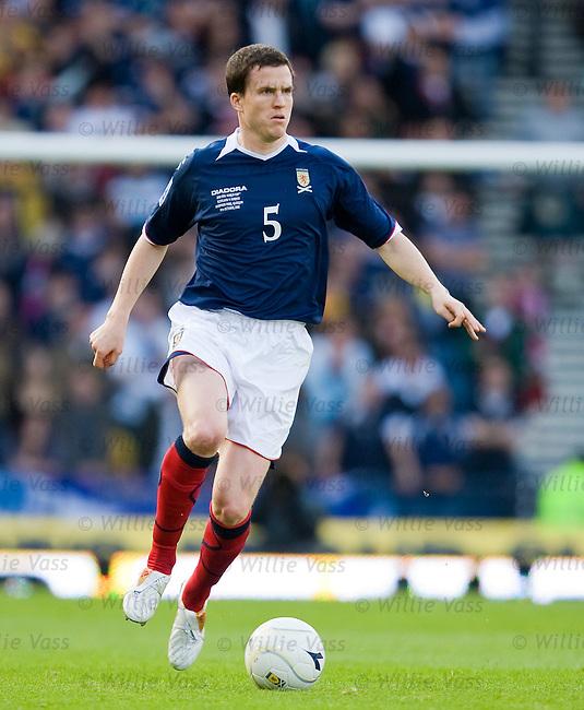 Gary Caldwell, Scotland