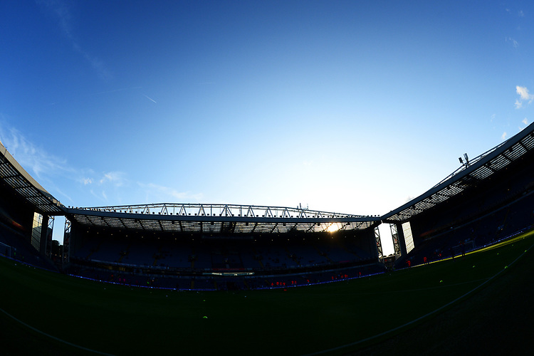 General View prior to kick off<br /> <br /> Photographer Richard Martin-Roberts/CameraSport<br /> <br /> The Carabao Cup First Round - Tuesday 13th August 2019 - Blackburn Rovers v Oldham Athletic - Ewood Park - Blackburn<br />  <br /> World Copyright © 2019 CameraSport. All rights reserved. 43 Linden Ave. Countesthorpe. Leicester. England. LE8 5PG - Tel: +44 (0) 116 277 4147 - admin@camerasport.com - www.camerasport.com