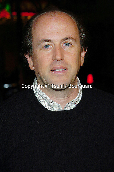 John Davis arriving at the Flight Of The Phoenix Premiere at the Bruin Theatre in Los Angeles. December 15, 2004.