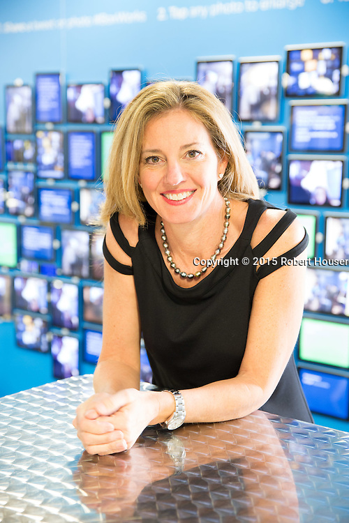 Portrait of Karen Appleton - Box.com