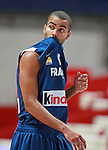 Sep 13, 2007 - Madrid, Spain - TONY PARKER of France gestures dissapointed in final moments of quarterfinal match between Russia and France in Madrid. Russia beat France 75:71  (credit image: © Pedja Milosavljevic/ZUMA Press)