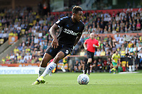 Britt Assombalonga of Middlesbrough runs with the ball during Norwich City vs Middlesbrough, Sky Bet EFL Championship Football at Carrow Road on 15th September 2018