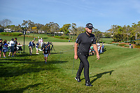 Tyrrell Hatton (ENG) makes his way to 3 during round 3 of the Arnold Palmer Invitational at Bay Hill Golf Club, Bay Hill, Florida. 3/9/2019.<br /> Picture: Golffile | Ken Murray<br /> <br /> <br /> All photo usage must carry mandatory copyright credit (&copy; Golffile | Ken Murray)