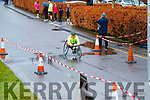 The start of the Optimal Fitness 10 miler and 5k road race, at The Rose Hotel, Tralee, on Sunday morning
