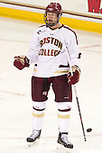 Michael Matheson (BC - 5) - The Boston College Eagles defeated the visiting Boston University Terriers 5-2 on Saturday, December 1, 2012, at Kelley Rink in Conte Forum in Chestnut Hill, Massachusetts.