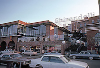 San Francisco: Ghirardelli Square from Beach Street.  Photo '83.